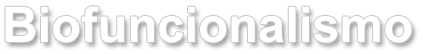 Blog de Biofuncionalismo